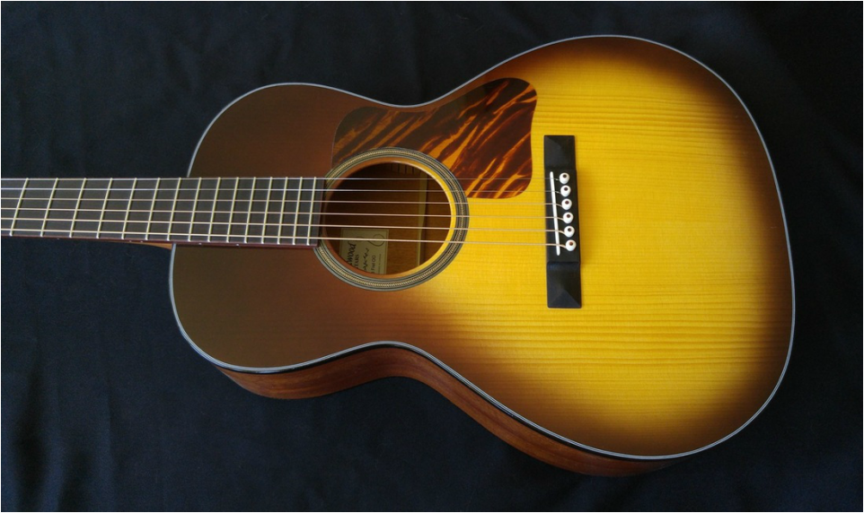 13 fret OO sunburst Northwood